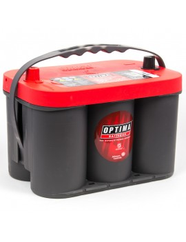 BATTERIE OPTIMA RED RTC 4.2...