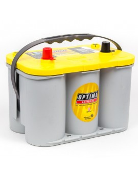 BATTERIE OPTIMA YELLOW YTS...